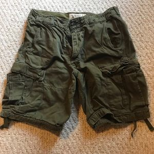 Pre-owned - Abercrombie & Fitch shorts - 33